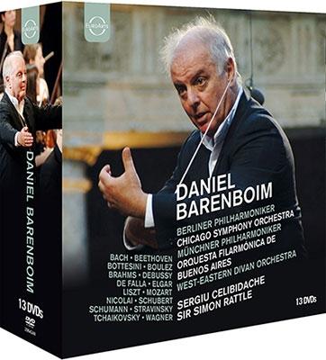 ダニエル・バレンボイム・ボックス2 DVD