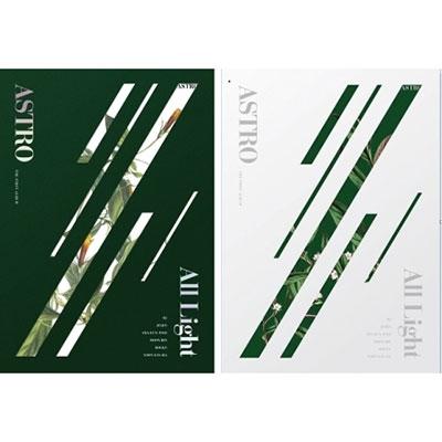 All Light: ASTRO Vol.1 (ランダムバージョン) CD