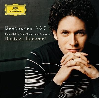 グスターボ・ドゥダメル/ベートーヴェン: 交響曲第5番《運命》、第7番[4776228]