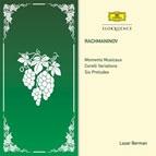 ラザール・ベルマン/Rachmaninov: Moments Musicaux, Corelli Variations, Six Preludes[4807078]