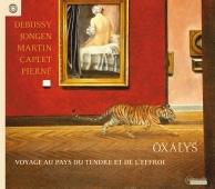 オクサリス/ドビュッシーのあとに ~フルート, ハープと弦楽器のためのフランス近代室内楽作品集~ [PSC1017]