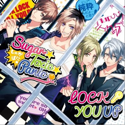 Sugar★Toxic★Panic/DYNAMIC CHORD shuffleCD series 2nd vol.3 Sugar★Toxic★Panic[HO-0346]