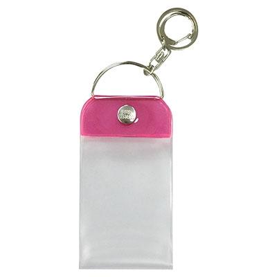 タワレコ チェキサイズキーホルダー Pink[MD01-3450]