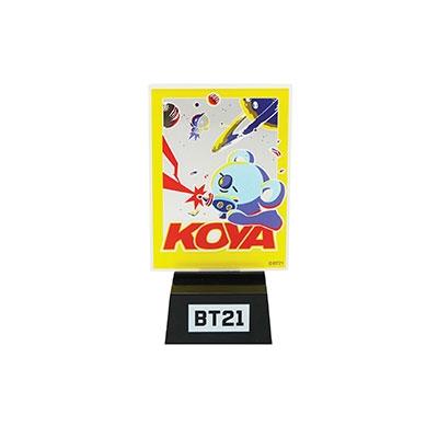 BT21/BT21 アクリルLEDライティング/KOYA[ALABT21KY]