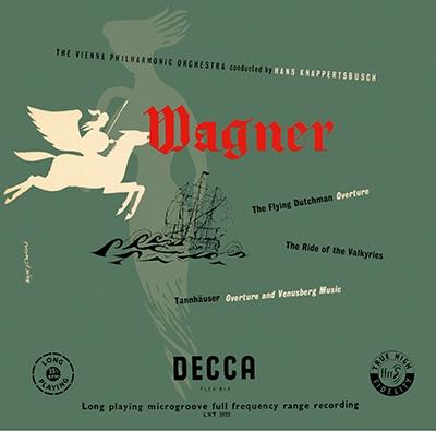 ハンス・クナッパーツブッシュ/ワーグナー: オペラ管弦楽曲集; R.シュトラウス: 交響詩「ドン・ファン」, 「死と変容」 [PROC-1665]