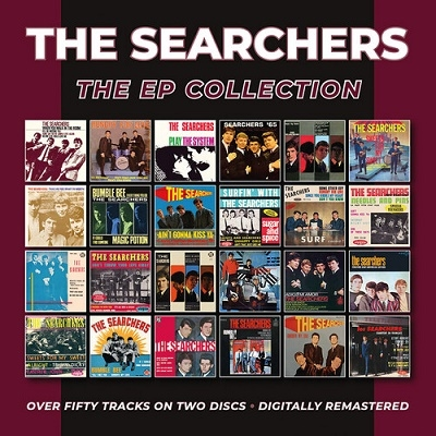 The Searchers/The EP Collection[BGOCD1428]