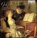 パオロ・ボッティーニ/G.B. Pescetti: Complete Keyboard Music[BRL95438]