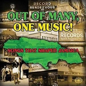 Out of Many, One Music! CD