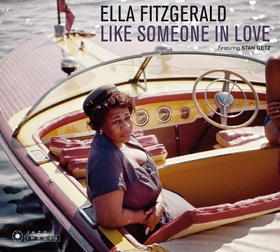 Like Someone In Love CD