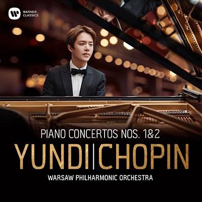 ショパン: ピアノ協奏曲第1番&第2番