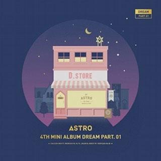 Dream Part.01: 4th Mini Album (Night Ver.) (全メンバーサイン入りCD)<限定盤>