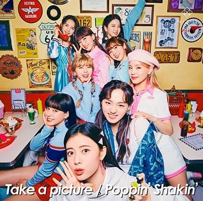 Take a picture/Poppin' Shakin'<通常盤/初回限定仕様> 12cmCD Single