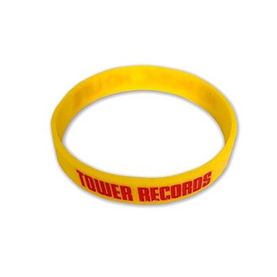 タワレコ ラバーバンド S(12mm) Yellow Accessories
