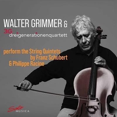 ワルター・グリンマー/ヴァルター・グリンマー&3Gクァルテット[SM331]