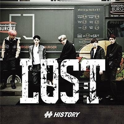 History (Korea)/LOST (通常盤C) [CD+トレーディングカード][TSHI-5012]