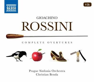 クリスティアン・ベンダ/Rossini: Complete Overtures [8504048]