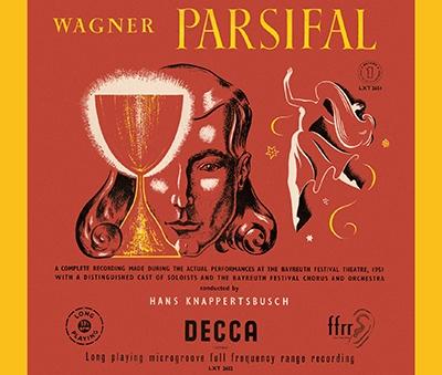 ハンス・クナッパーツブッシュ/ワーグナー: 舞台神聖祝典劇「パルジファル」全曲 (1951年録音) [PROC-1661]