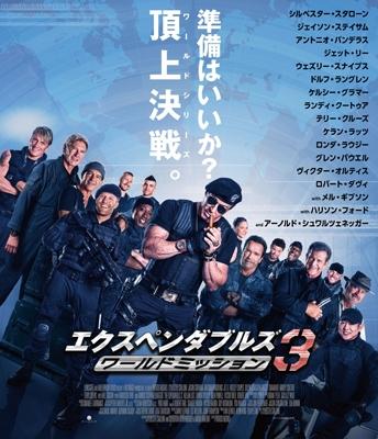 パトリック・ヒューズ/エクスペンダブルズ3 ワールドミッション Premium-Edition [PCXE-50487]