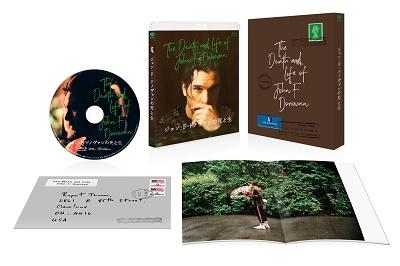 ジョン・F・ドノヴァンの死と生 特別版 Blu-ray Disc