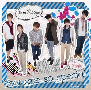 EverZOne/You are so special[LP13-06]