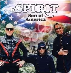 Spirit (Rock)/Son Of America: 3CD Remastered &Expanded Digipak[ECLEC32755]
