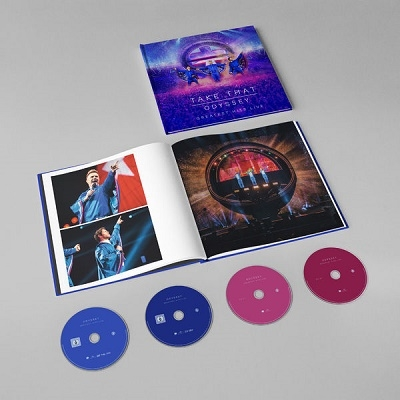 Odyssey - Greatest Hits Live: Live At Cardiff Principality Stadium, Wales, United Kingdom, 2019 [DV DVD