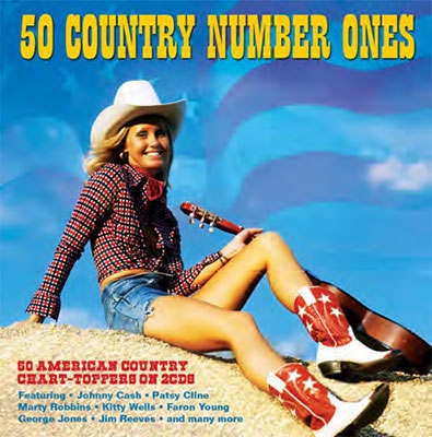 50 Country Number Ones[NOT2CD628]