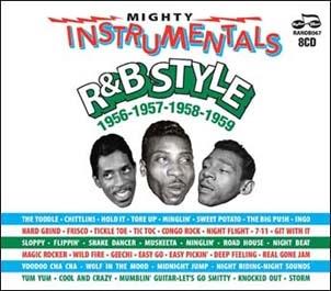 Mighty Instrumentals R&B Style 1956-1957-1958-1959[RANDB067CD]