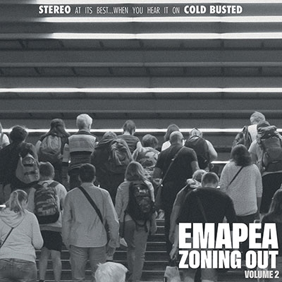 Zoning Out, Vol.2 CD