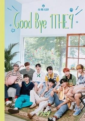 Good Bye 1THE9: 4th Mini Album CD
