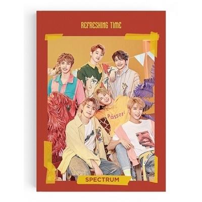 Spectrum (Korea)/Refreshing Time: 3rd Single[KTMCD1006]