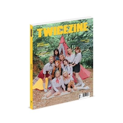 TWICEZINE Vol.2 Book