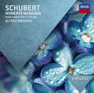 アルフレート・ブレンデル/Schubert: Moments Musicaux Op.94, Piano Sonata No.21[4786968]