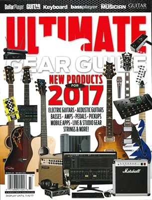 ULTIMATE GEAR GUIDE:NEW PRODUCTS FOR 2017[01524]
