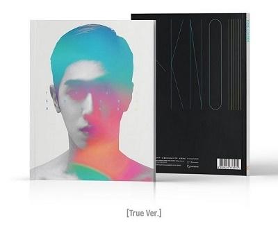 True Colors: 1st Mini Album (True Ver.) CD