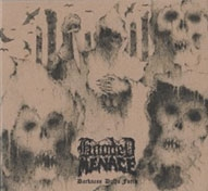 Hooded Menace/DARKNESS DRIPS FORTH[RLJP-1368]