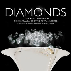 スティーヴン・ミード/Diamonds - P.Sparke, H.Pallhuber, D.R.Gillingham, R.Dewhurst, etc[BOCC120]