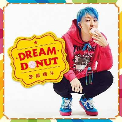 笠原瑠斗/DREAM DONUT<タワーレコード限定盤>[SFCC-007]