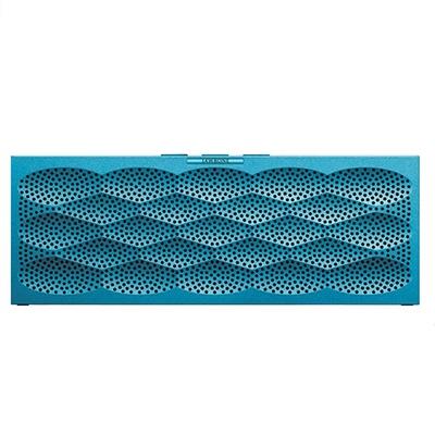 JAWBONE Bluetooth ワイヤレススピーカー ミニジャムボックス/アクアスケール [ALPMJAMAS]