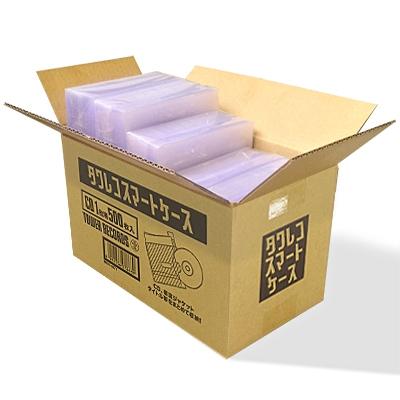 タワレコ スマートケース CD1枚用 (500枚入り)