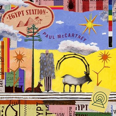 エジプト・ステーション<通常盤> SHM-CD