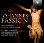 ルードヴィヒ・ギュトラー/J.S.Bach: Johannes-Passion BWV.245 [BRL95108]