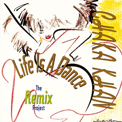 Life Is A Dance: The Remix Project CD