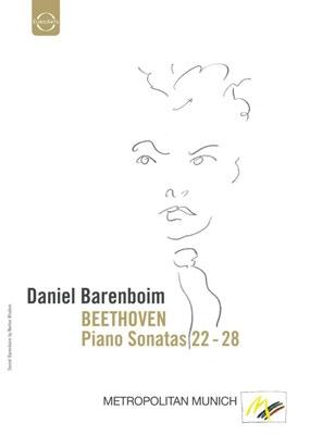 ダニエル・バレンボイム/Beethoven: Complete Piano Sonatas Vol.4 - No.22-No.28[2066508]