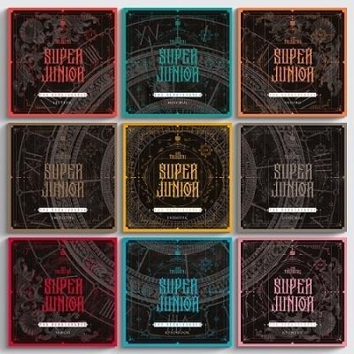 The Renaissance (Square Style): Super Junior Vol.10 (ランダムバージョン) CD