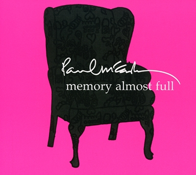 Paul McCartney/Memory Almost Full (EU)  [CD+DVD] [7230618]