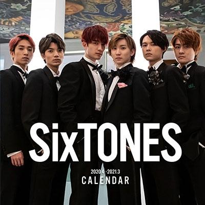 SixTONESカレンダー 2020.4→2021.3 Calendar