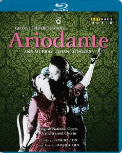 ヘンデル: 歌劇「アリオダンテ」全曲(英語歌唱)