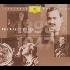 ドイツ・グラモフォン・センテナリー・コレクション 第1巻 初期録音集 1898-1947