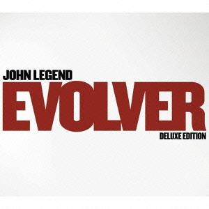 John Legend/エヴォルヴァー [CD+DVD]<初回生産限定盤>[SICP-2072]